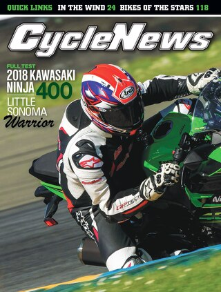 Cycle News Issue 07 February 21