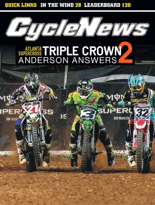 Cycle News Issue 09 March 6