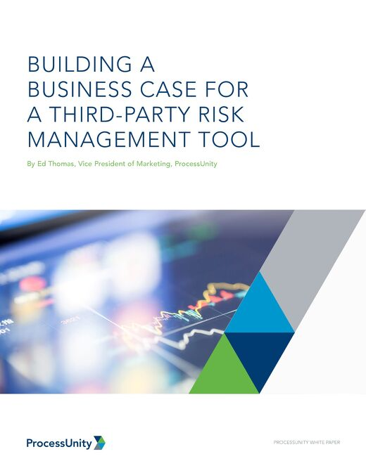 Building a Business Case for a Third-Party Risk Management Tool