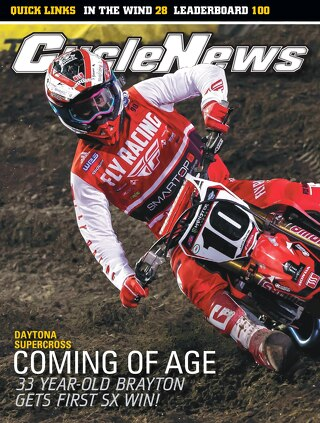 Cycle News Issue 10 March 13