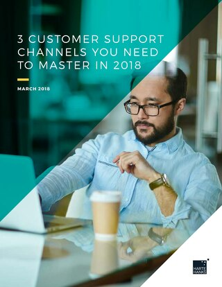Customer Support Channels to Master in 2018