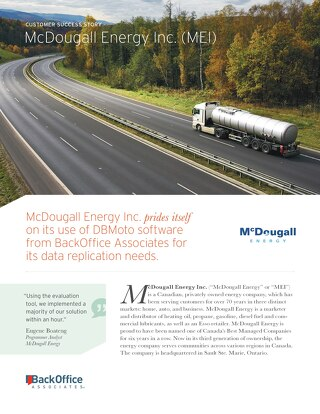 [Customer Story] McDougall Energy Inc.