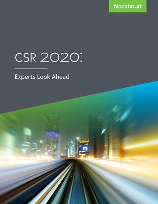 CSR 2020: Experts Look Ahead