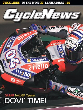 Cycle News Issue 11 March 20