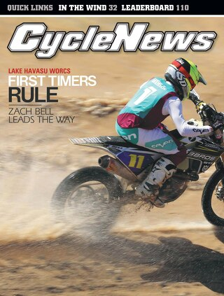 Cycle News Issue 12 March 27