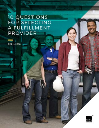 10 Questions for Selecting a Fulfillment Provider