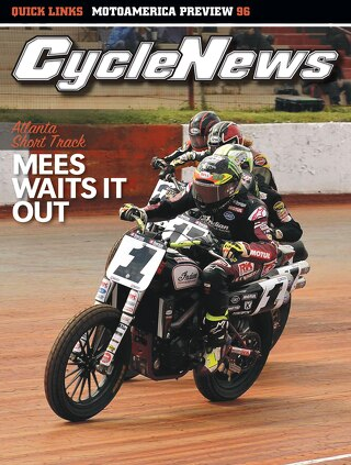 Cycle News Issue 14 April 10