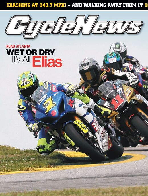 Cycle News Issue 15 April 17