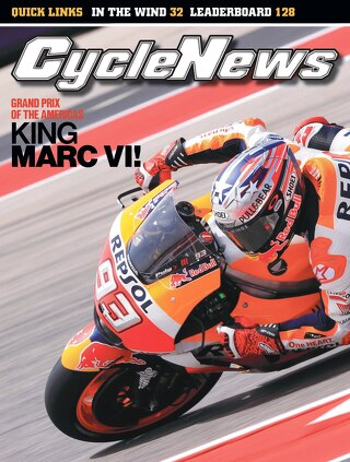 Cycle News Issue 16 April 24