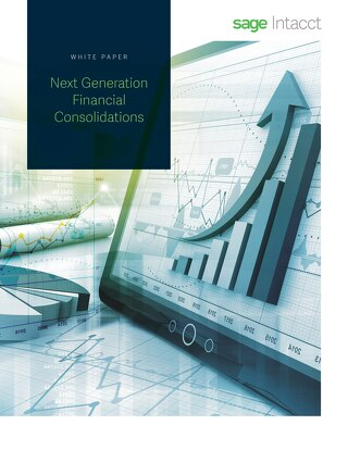 Next Generation Financial Consolidations White Paper