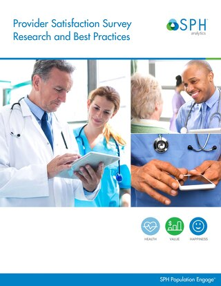 Provider Satisfaction Survey Research and Best Practices