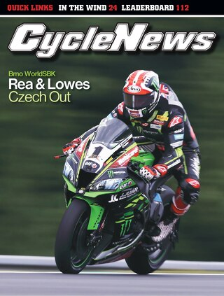 Cycle News Issue 23 June 12