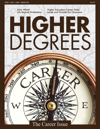 Higher Degrees - Fall 2013