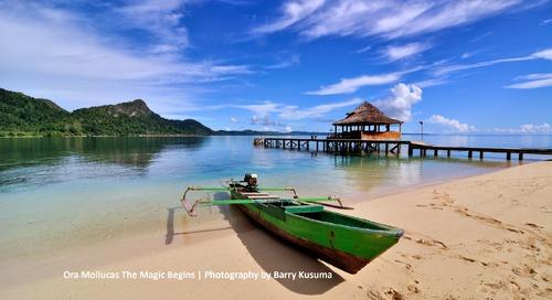 11 Tips Memotret Landscape ketika Traveling.