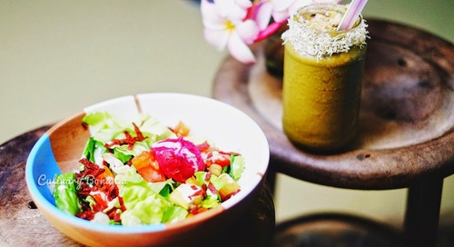 Spotted: The First Healthy Cafe in Jakarta, SNCTRY
