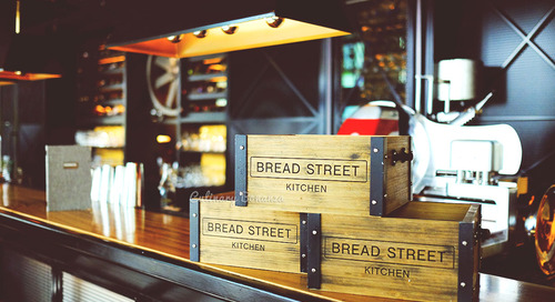 Bread Street Kitchen Singapore by Gordon Ramsay