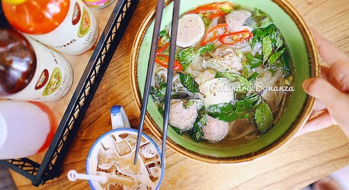 From Singapore With Love: Nam Nam Noodle Bar Opens in Jakarta