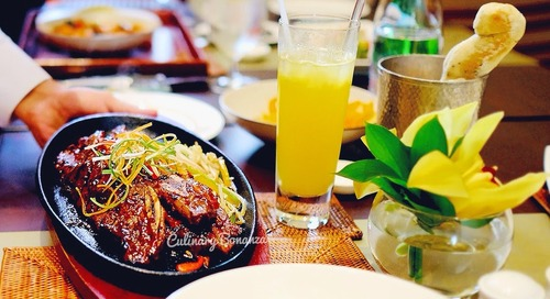 Indonesian Cuisine with a Finesse at Jakarta Restaurant, The Dharmawangsa