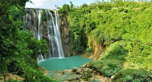 20 Air Terjun Paling Cantik di Indonesia