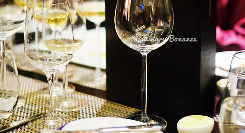 Probably The Last Wine Dinner I Will Write About, Ever