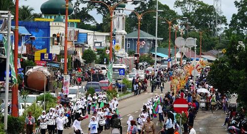 "Wisata Budaya Kota Tanjung, Kalimantan Selatan. ""Bumi Saraba Kawa"""