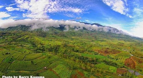 Aceh Gayo Lues Negeri Seribu Bukit.
