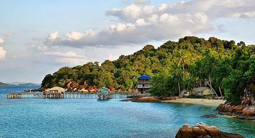 Kepulauan Anambas, Kepulauan Tropis Terindah di Asia.
