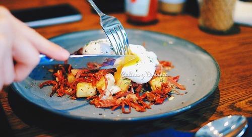 Hipster Cafe Bangkok: Roast Coffee & Eatery