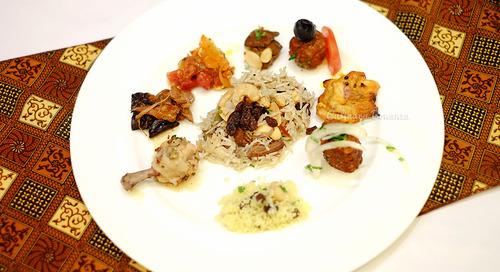 Traverse Middle East in 30 Days at Sailendra Restaurant, JW Marriott Jakarta