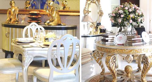 Dreamy Mansion Turned Restaurant: Chateau Blanc