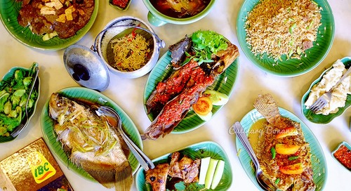 Ikan Bakar Cianjur: Timeless Favourite of Indonesian Families