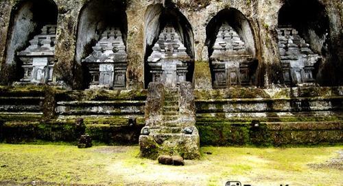 Gunung Kawi Ubud Bali, Persemayaman Abadi Raja Dinasti Udayana.