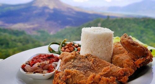 Tips & Trik Memotret Makanan saat Liburan.