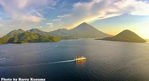 Ternate Tidore Pusat Rempah Dunia.
