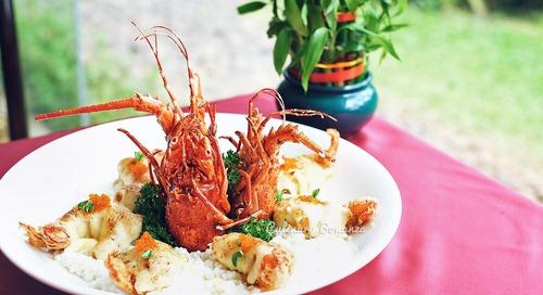 Chinese New Year 2016 Feast at Shang Palace