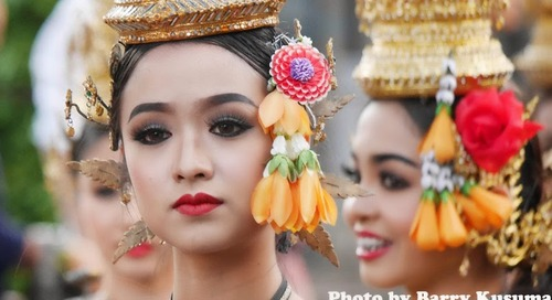 """Meriahnya Festival Budaya dan Pembukaan """"Discover Thainess 2015"""""""