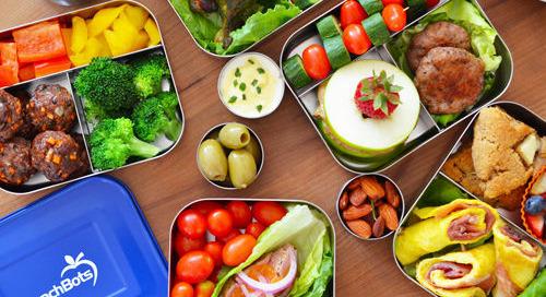 Lima Menu Bekal Makan Siang yang Cepat dan Praktis