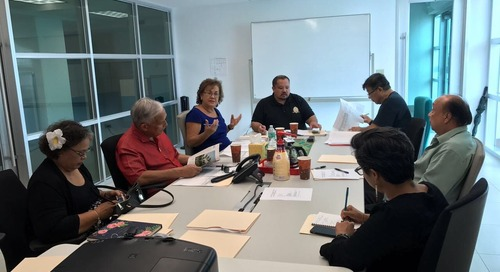 Commission on Chamorro Language meets at museum