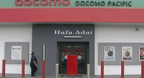 DOCOMO Pacific introduces 4G LTE service in Saipan