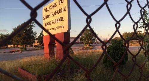 Rebuild of Sanchez High reaches impasse