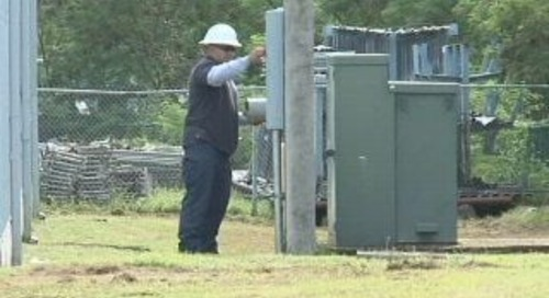 Utilities leaders detail increase to power rate
