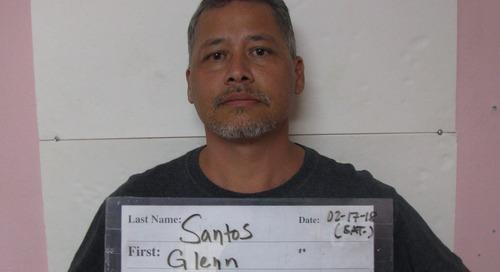 Molestation charges against Glenn Santos, 47