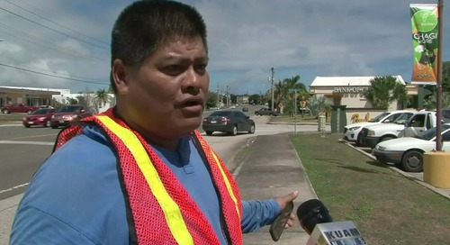 Mangilao mayor wants safer streets