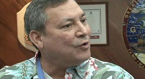Lawmakers debate Calvo's bill to increase taxes