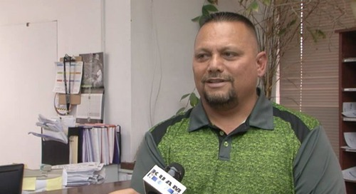 Guam gridiron great wants football field in every village