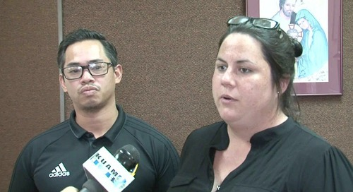 Guam teachers trump president's call for guns carried in schools