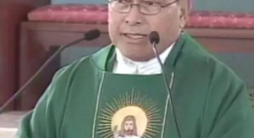 Archbishop Apuron maintains he's Innocent