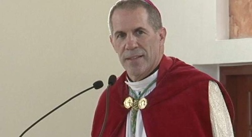 """Archbishop Byrnes encourages Catholics to """"embrace call for healing"""""""
