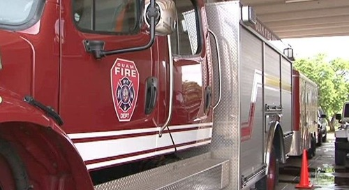 Dededo mayor worries about GFD's response time