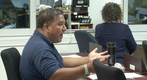 Voter registration online or at DMV debated